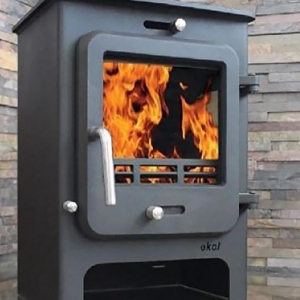 Ekol Clarity 5 multi fuel stove UK