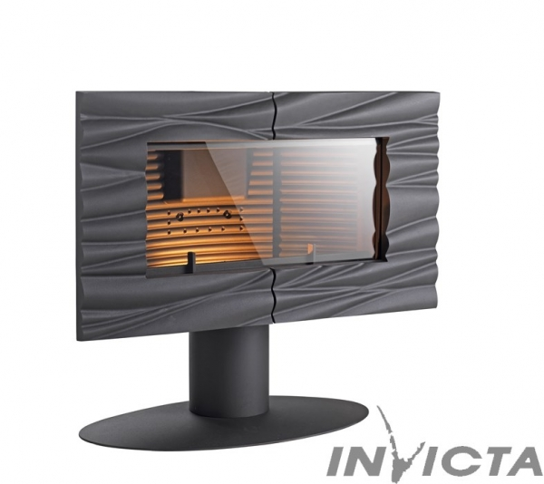 Invicta Theia Chimney-stove, Warmth and Style! 2