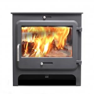 Ekol Clarity Vision 5kw woodburning stove