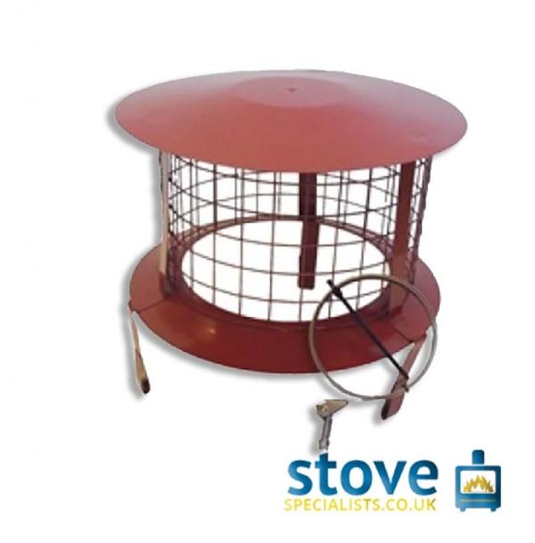 Bird Guard - Terracotta Cowl 2 1