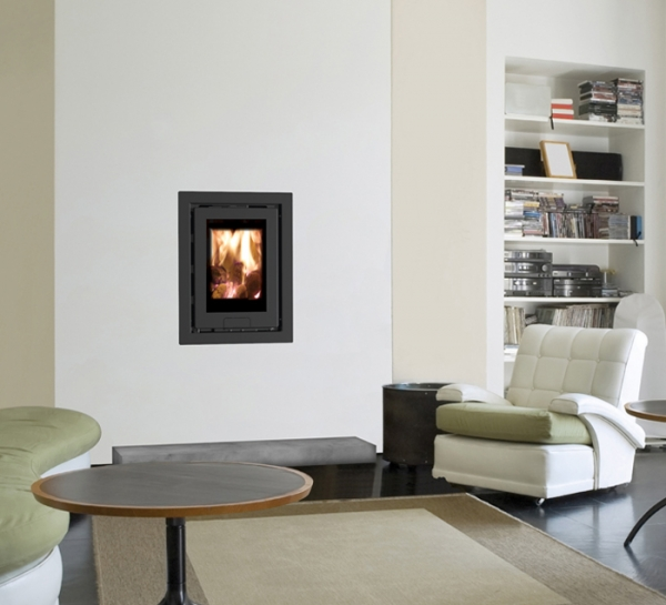 Di Lusso R4 Inset Woodburning Stove 1