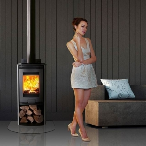 Di Lusso R4 Euro Wood Burning Stove Essex