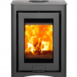Di Lusso R4 Cube wood burning stove Stafford