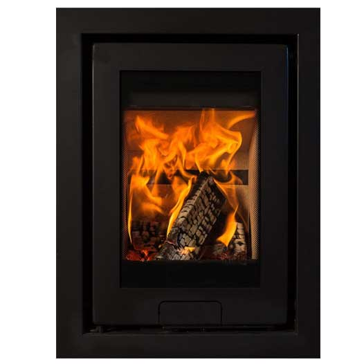 Di Lusso R4 Inset Woodburning Stove 4