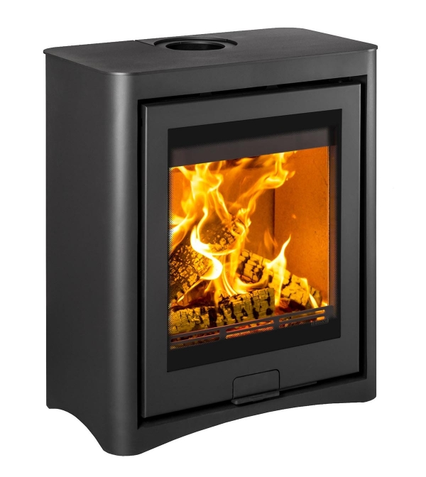 Di Lusso R5 Cube Wood Burning Stove Worcester