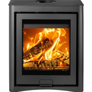 Di Lusso R5 Cube Wood Burning Stove UK