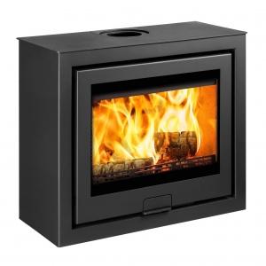 Di Lusso R6 Cube Wood Burning Stove Devon