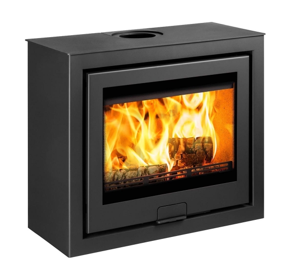 Di Lusso R6 Cube Wood Burning Stove Devon