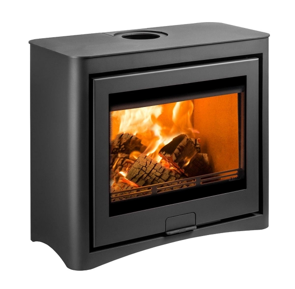 Di Lusso R6 Cube Wood Burning Stove UK