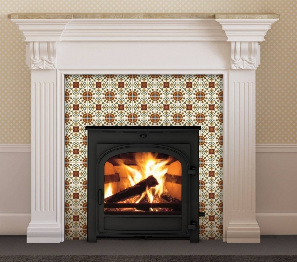 Parkray Chevin 5 Inset Multifuel Stove 1