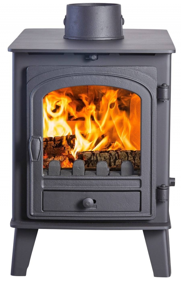 Parkray Consort 4 Double Sided Single Depth Stove 2