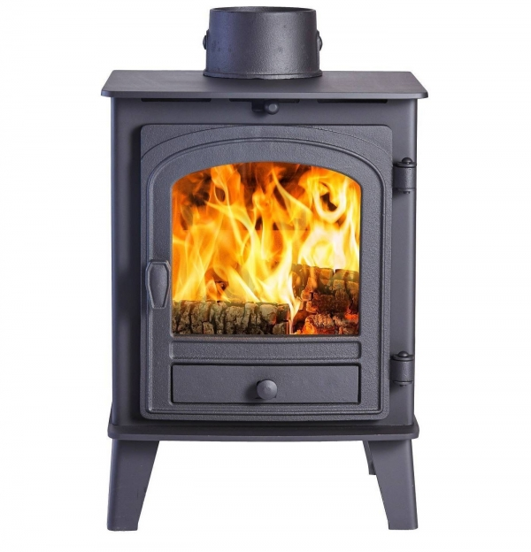 Parkray Consort 4 Double Sided Single Depth Stove 1