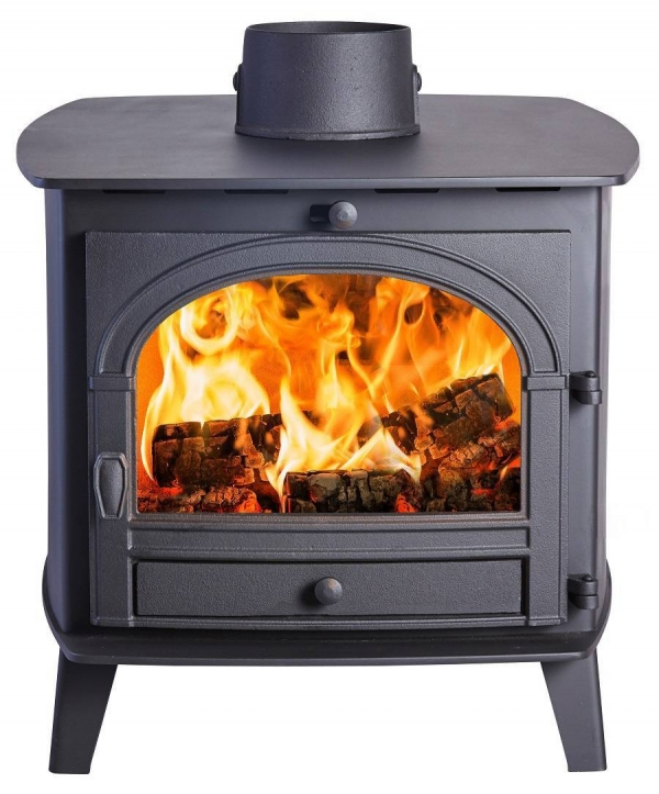 Parkray Consort 7 Double Sided Double Depth Stove 3