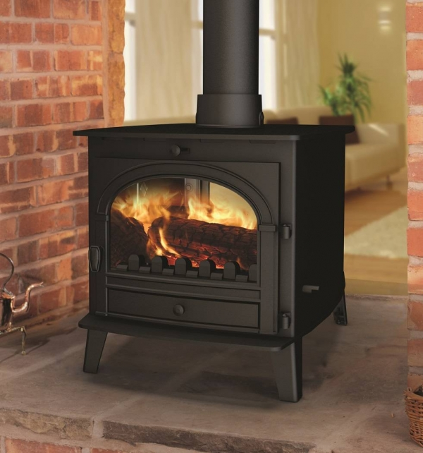 Parkray Consort 7 Double Sided Double Depth Stove 1