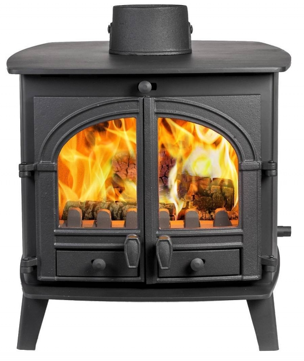 Parkray Consort 7 Double Sided Double Depth Stove 10