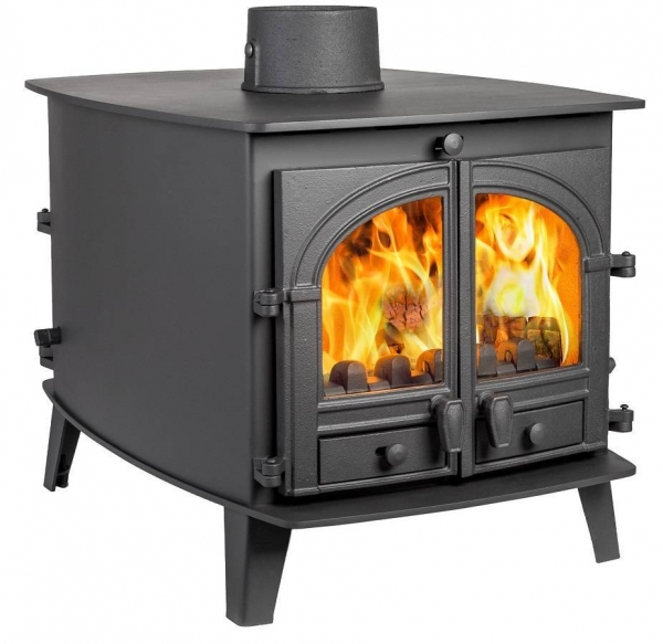 Parkray Consort 7 Double Sided Double Depth Stove 9