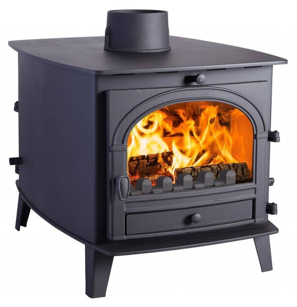 Parkray Consort 7 Double Sided Double Depth Stove 6