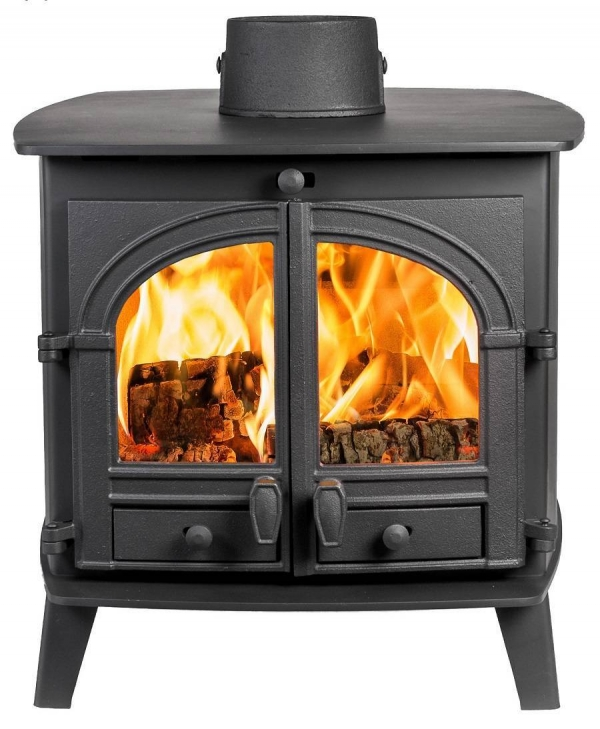 Parkray Consort 7 Double Sided Double Depth Stove 2