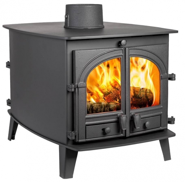 Parkray Consort 7 Double Sided Double Depth Stove 14