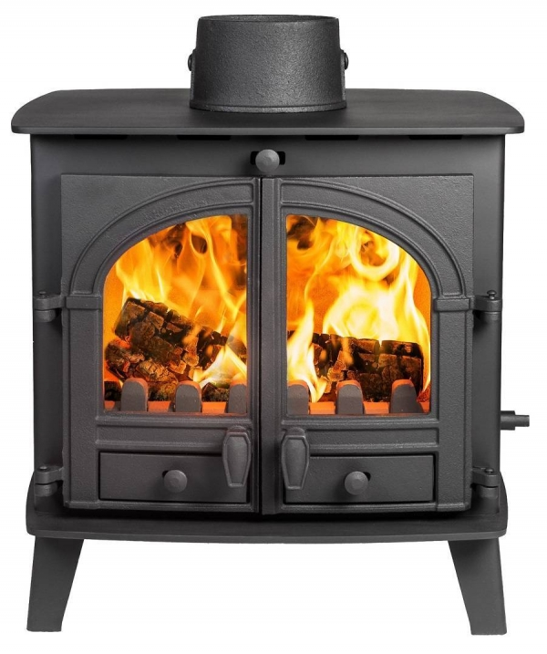 Parkray Consort 7 Double Sided Single Depth Stove 4
