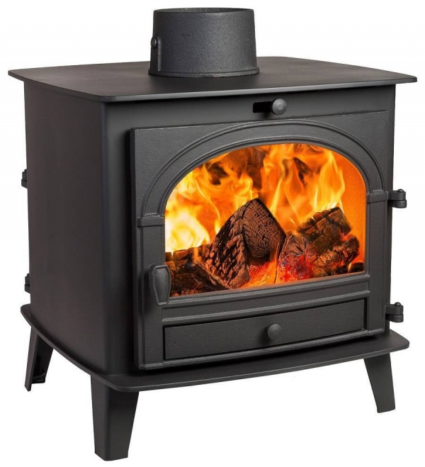 Parkray Consort 7 Double Sided Single Depth Stove 9