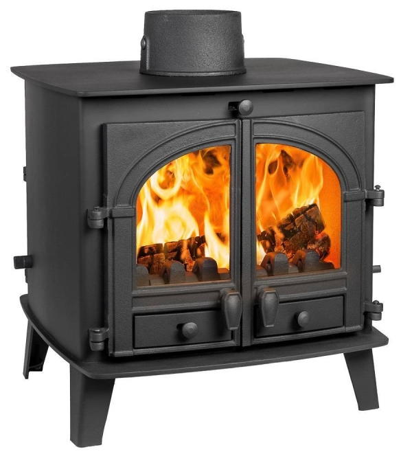 Parkray Consort 7 Double Sided Single Depth Stove 5