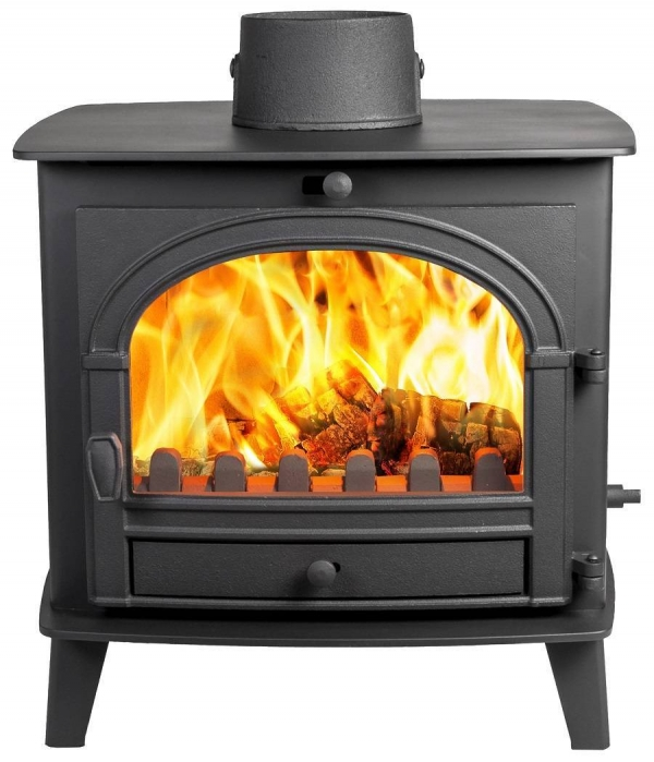 Parkray Consort 7 Double Sided Single Depth Stove 7