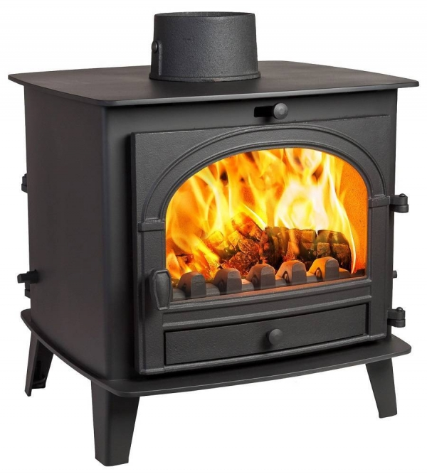 Parkray Consort 7 Double Sided Single Depth Stove 8