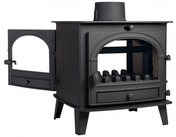 Parkray Consort 7 Double Sided Single Depth Stove 13