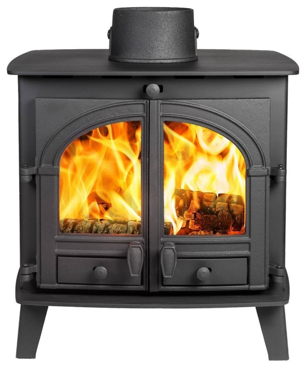 Parkray Consort 7 Double Sided Single Depth Stove 12