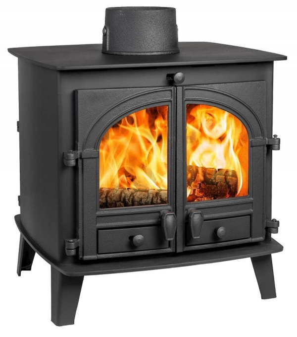 Parkray Consort 7 Double Sided Single Depth Stove 11