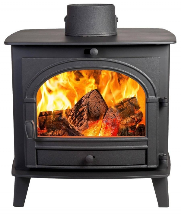 Parkray Consort 7 Double Sided Single Depth Stove 10