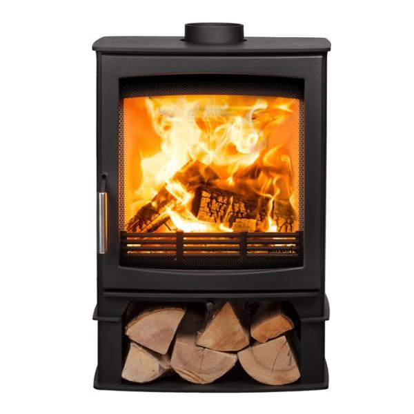 Parkray Aspect 4 Compact Woodburning Stove 1
