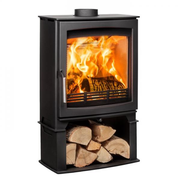 Parkray Aspect 4 Compact Woodburning Stove 2