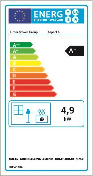 parkray aspect 4 woodburning stove energy ratings