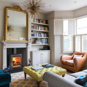 Parkray Aspect 5 Compact Woodburning Stove in your home