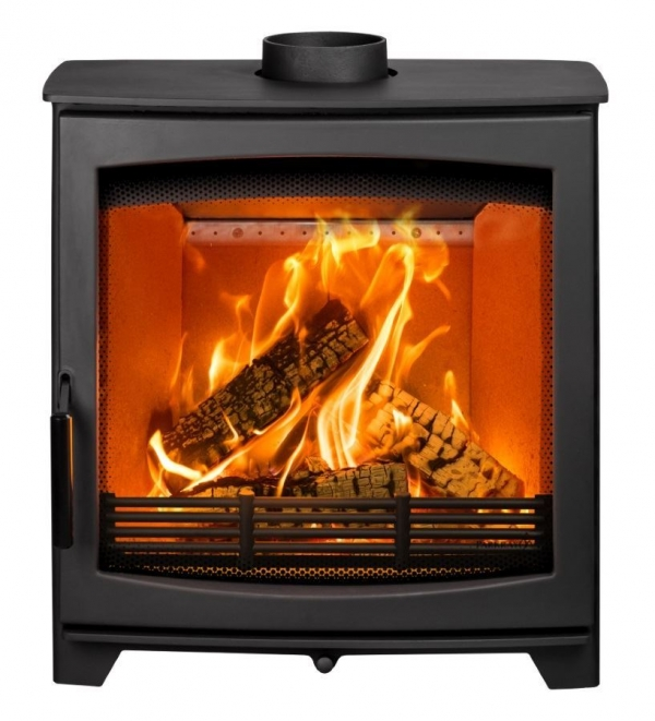 Parkray Aspect 8 Slimline Woodburning Stove 3