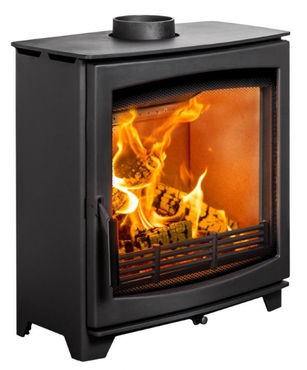 Parkray Aspect 8 Slimline Woodburning Stove 4