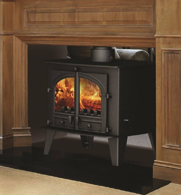 Parkray Consort 15 Double Sided Single Depth Stove 1