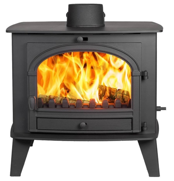 Parkray Consort 15 Double Sided Single Depth Stove 5