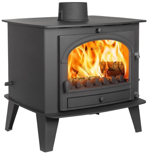 Parkray Consort 15 Double Sided Single Depth Stove 6