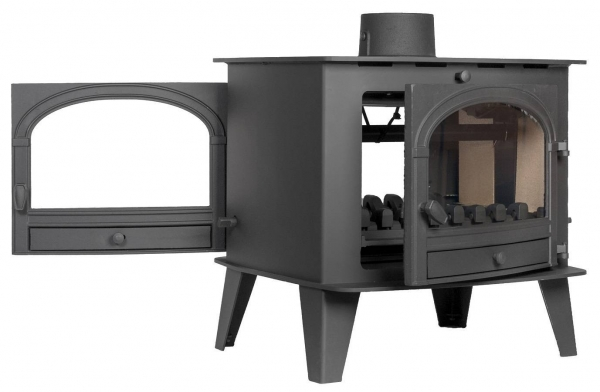 Parkray Consort 15 Double Sided Single Depth Stove 7