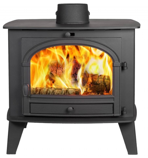 Parkray Consort 15 Double Sided Single Depth Stove 8