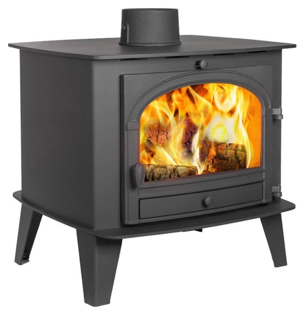 Parkray Consort 15 Double Sided Single Depth Stove 9