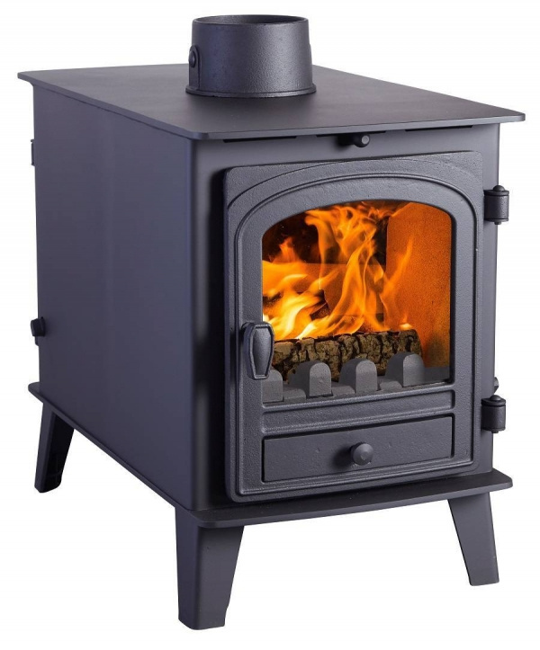 Parkray Consort 4 Double Sided Double Depth Stove 2