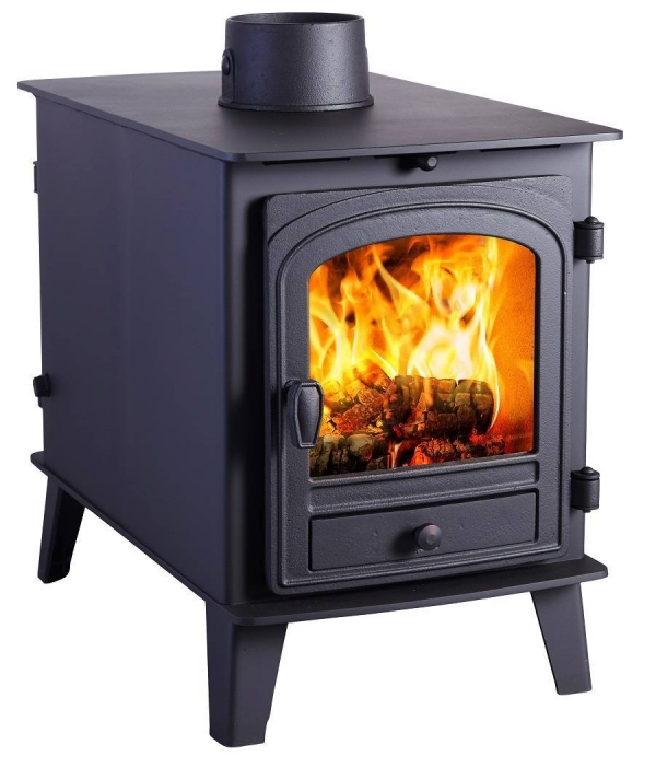 Parkray Consort 4 Double Sided Double Depth Stove 1