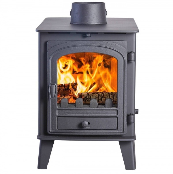Parkray Consort 4 Double Sided Double Depth Stove 6