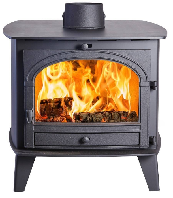 Parkray Consort 9 Double Sided Double Depth Stove 11