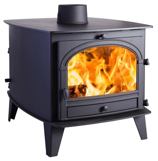 Parkray Consort 9 Double Sided Double Depth Stove 13
