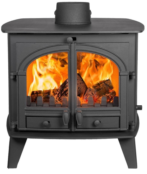 Parkray Consort 9 Double Sided Double Depth Stove 5